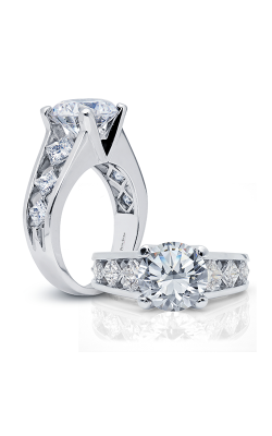 Peter Storm Classically Naked Engagement ring WS70WPC product image