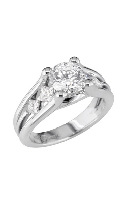 Peter Storm Classically Naked Engagement ring WS100W product image