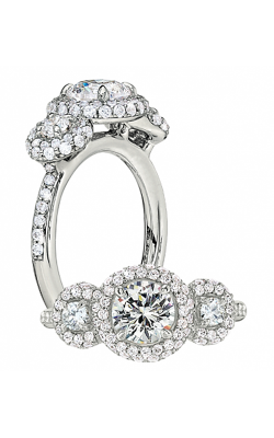 Peter Storm Classic Rock Engagement ring WS250D product image