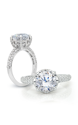 Peter Storm Solitaire Engagement Ring WS185WD product image