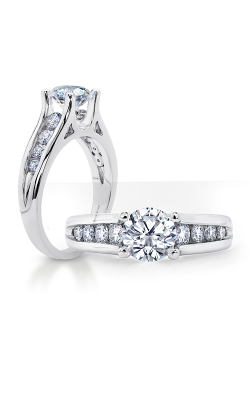 Peter Storm Three Stone Engagement ring WS288WD product image