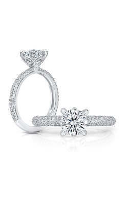 Peter Storm Solitaire Engagement Ring WS312WD2 product image