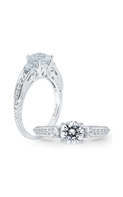 Peter Storm Solitaire Engagement Ring WS371WD2 product image