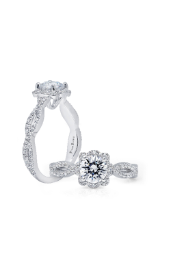 Peter Storm Halo Engagement Ring WS377WD2 product image