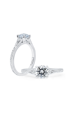 Peter Storm Solitaire Engagement Ring WS383WD2 product image