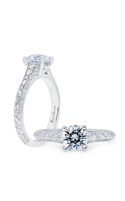 Peter Storm Solitaire Engagement Ring WS384W product image