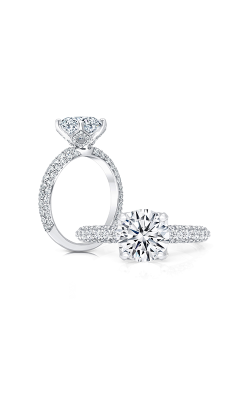 Peter Storm Solitaire Engagement Ring WS405WD2 product image