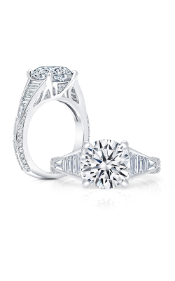 Peter Storm Solitaire Engagement Ring WS413WD2 product image