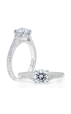 Peter Storm Solitaire Engagement Ring WS700WD2 product image