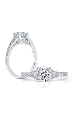 Peter Storm Solitaire Engagement Ring WS701WD2 product image