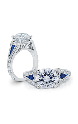 Peter Storm Semi Mounts Engagement ring WS184WDxBS product image