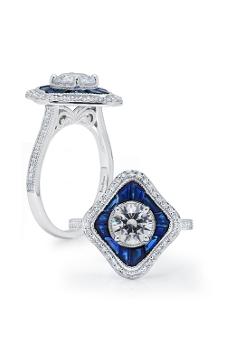 Peter Storm Semi Mounts Engagement ring WS333WDXBS product image