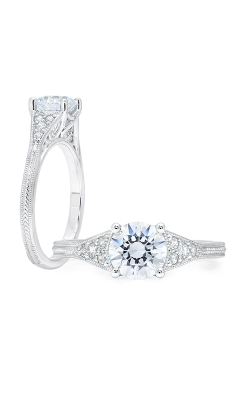 Peter Storm Solitaire Engagement Ring WS359WD product image