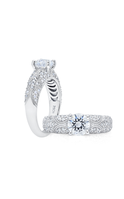Peter Storm Solitaire Engagement Ring WS367WD product image