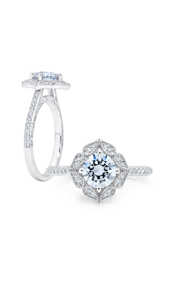 Peter Storm Semi Mounts Engagement ring WS345WD product image