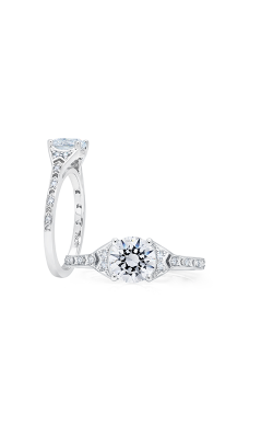 Peter Storm Solitaire Engagement Ring WS352WD product image