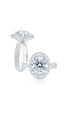 Peter Storm Semi Mounts Engagement ring WS378WD product image