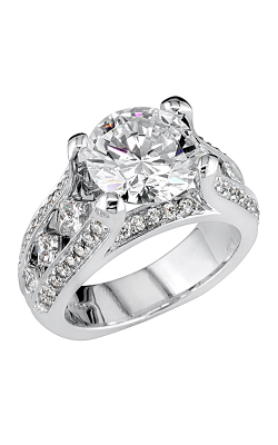 Peter Storm Semi Mounts Engagement Ring WS145WD product image