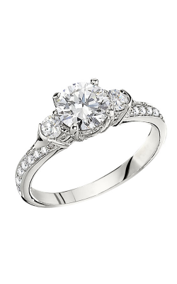 Peter Storm Semi Mounts Engagement Ring WS027WD product image