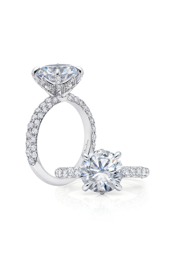 Peter Storm Cinderella Engagement Ring WS169_4DiaW product image