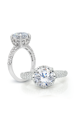 Peter Storm Cinderella Engagement Ring WS185_4DiaW product image