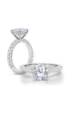 Peter Storm Cinderella Engagement ring WS172 4DiaW product image
