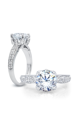 Peter Storm Cinderella Engagement ring WS188 4DiaW product image