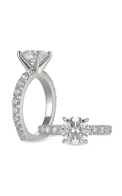 Peter Storm Cinderella Engagement ring WS471 4DiaW product image