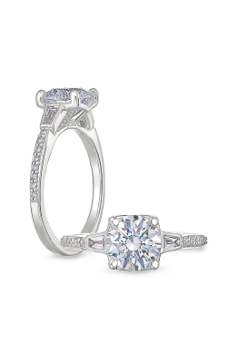 Peter Storm Solitaire Engagement Ring WS490_4DiaW product image