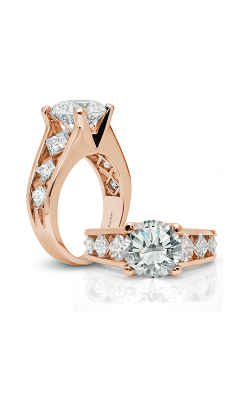 Peter Storm Naked Diamonds Engagement ring WS070 4DiaR PC product image