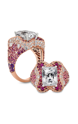 Peter Storm Opulence Engagement ring WS443 8DPkR product image