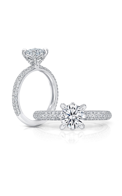 Peter Storm Entrée Engagement Ring WS312_4DiaW product image