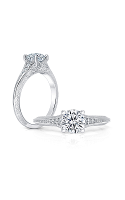 Peter Storm Entrée Engagement Ring WS382_4DiaW product image