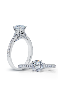 Peter Storm Entrée Engagement Ring WS506_4DIAW product image