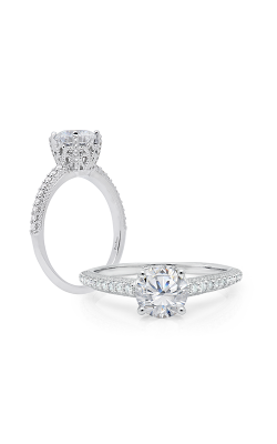Peter Storm Entrée Engagement Ring WS785_4DIAW product image