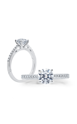 Peter Storm Entrée Engagement Ring WS289_4DIAW product image