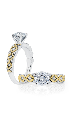 Peter Storm Entrée Engagement ring WS309 4DiaYW product image