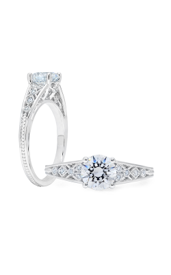 Peter Storm Entrée Engagement ring WS357 4DiaW product image