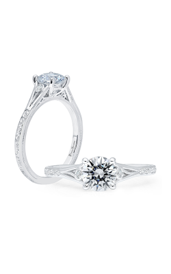 Peter Storm Entrée Engagement ring WS383 4DiaW product image