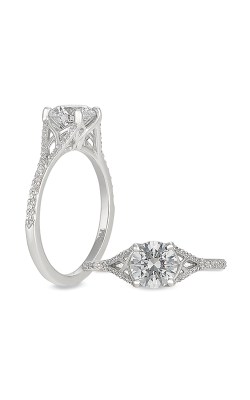 Peter Storm Entrée Engagement ring WS468 4DIAW product image