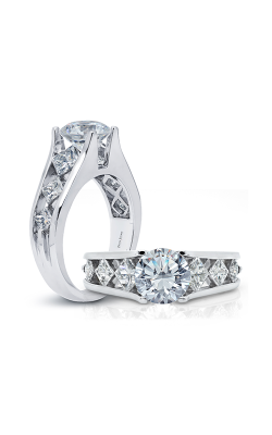 Peter Storm Naked Diamonds Engagement Ring WS070_4DiaW product image