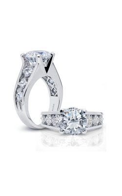 Peter Storm Naked Diamonds Engagement Ring WS070_4DiaW PC product image