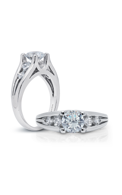Peter Storm Naked Diamonds Engagement Ring WS108_4W product image