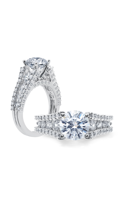 Peter Storm Naked Diamonds Engagement Ring WS165_4DIAW product image