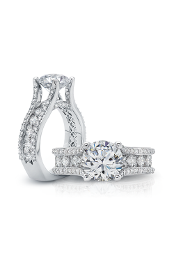 Peter Storm Naked Diamonds Engagement Ring WS174_4DIAW product image