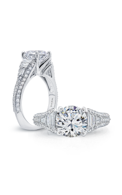 Peter Storm Naked Diamonds Engagement Ring WS400_4DIAW product image