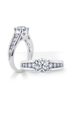 Peter Storm Naked Diamonds Engagement ring WS288 4DIAW product image
