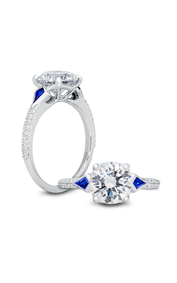 Peter Storm Geometry Engagement ring WS433 4DBlW product image