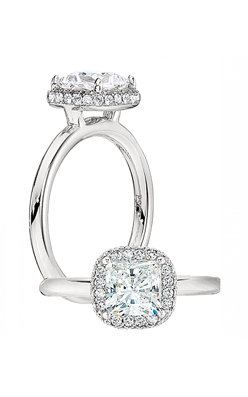 Peter Storm Classic Rock Engagement ring WS123D product image