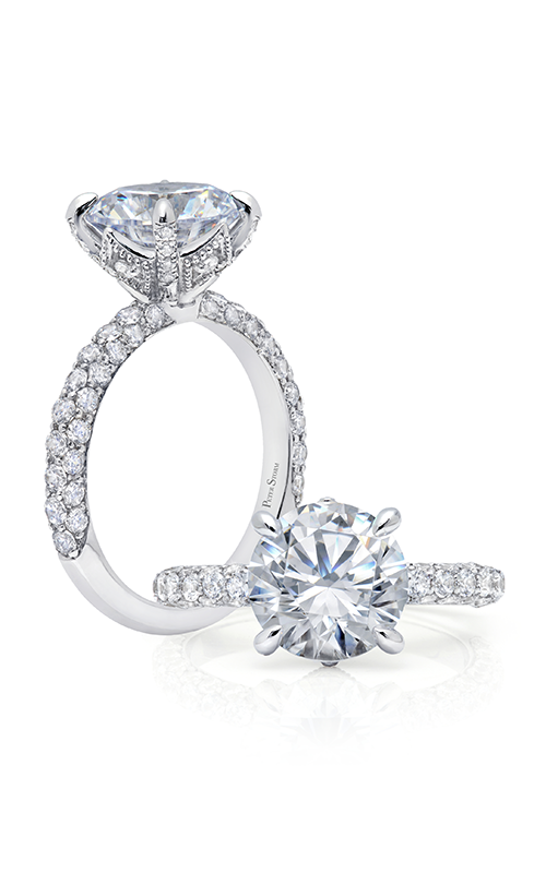 Peter Storm Solitaire Engagement ring WS169WD product image
